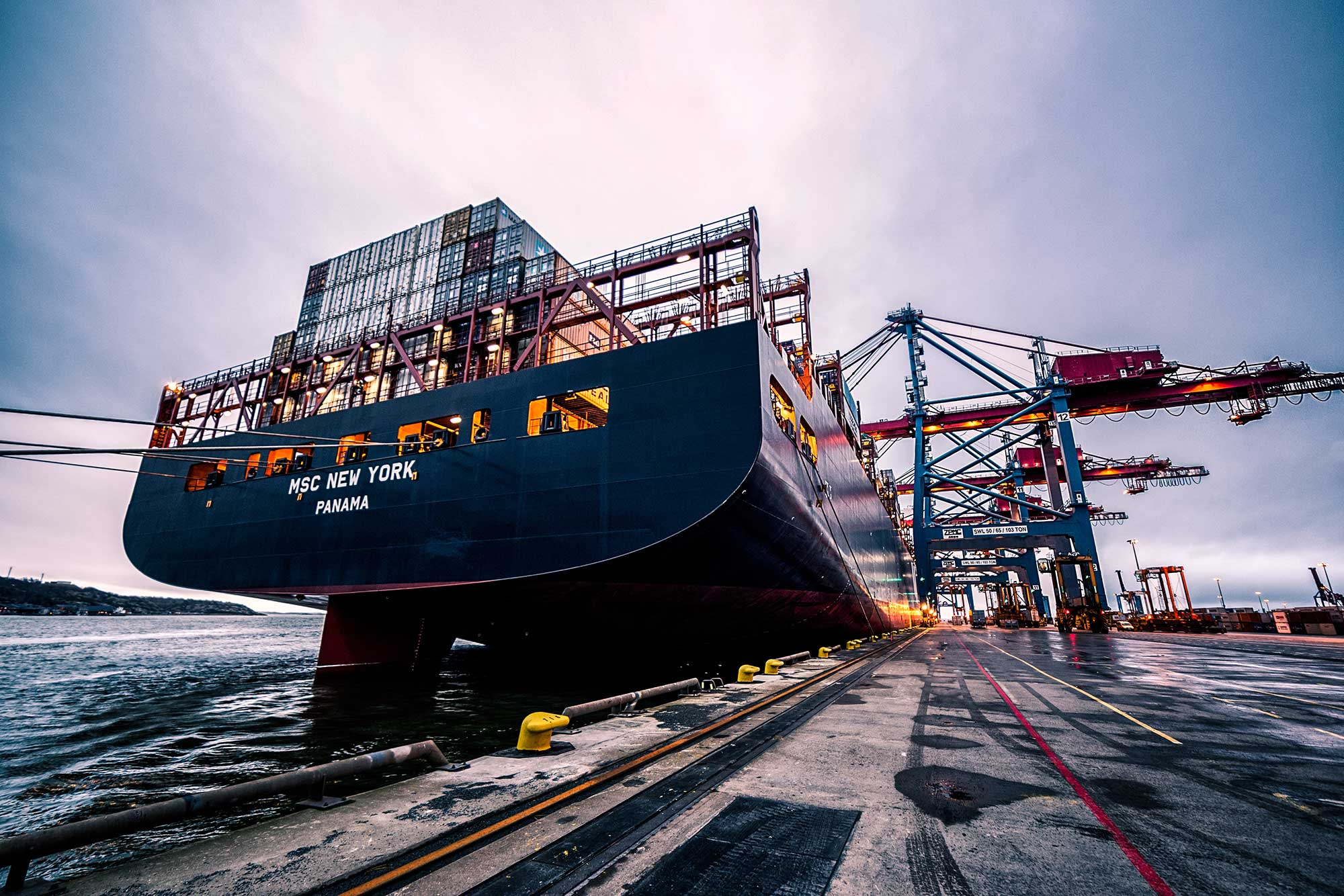 Local manufacturing is the key to reducing pollution from shipping