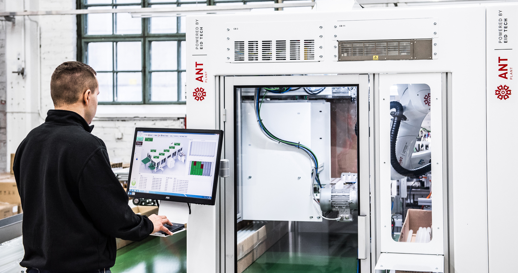 The robotized microfactory is key to bringing jobs back from overseas and boosting productivity
