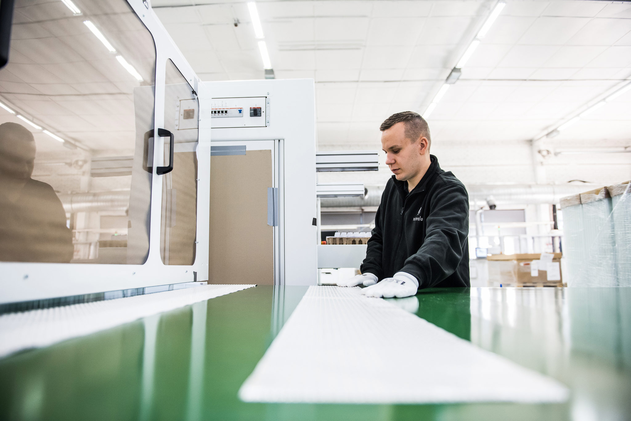A Finnish industrial innovation brings local manufacturing back