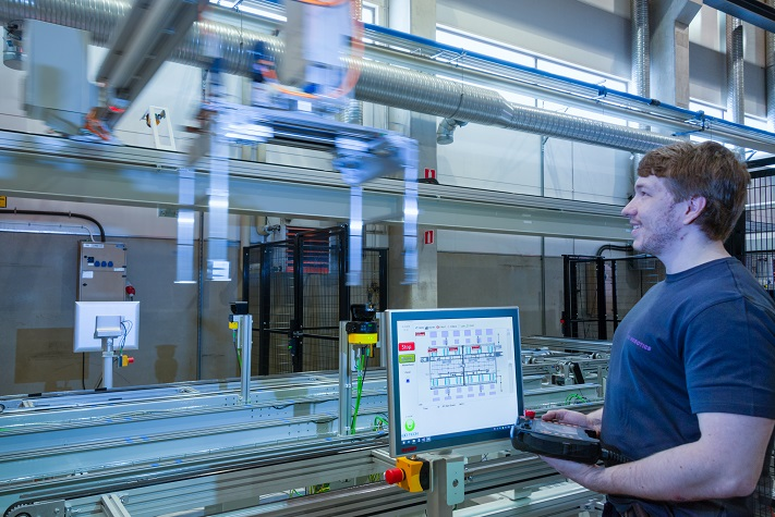 Manufacturing returns to be close to the consumers – thanks to smart automation
