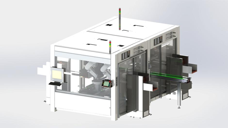 microfactory module
